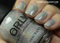 Orly Sparkle Holliday 2014 Mirrorball