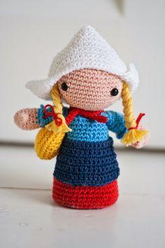 Coco Belle: Super cute dutch girl
