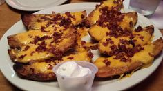 Texas Roadhouse Restaurant Copycat Recipes: Tater Skins