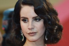 Lana Del Rey - Red carpet © AFP