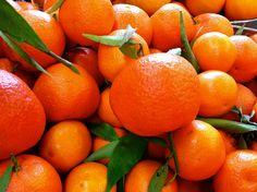 certified organic tangerines
