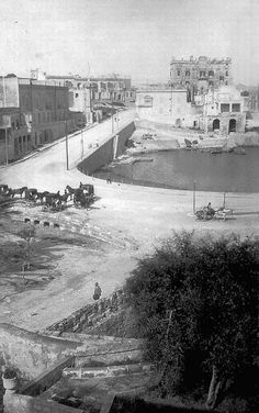 Malta Valletta, Homeland, Historical Photos, Old Photos, Boat, Horses, River, History, Maltese