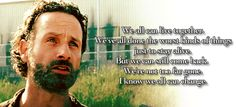"Rick Grimes ""Too Far Gone"""
