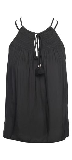 Ramy Brook Marissa Top in Black / Manage Products / Catalog / Magento Admin
