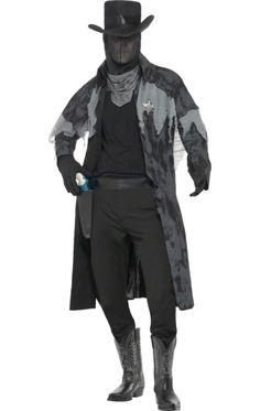 Ghost Sheriff Costume