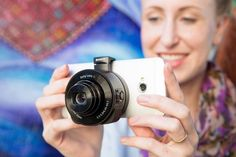 The Sony Smart Lens is here! And...just wow. at Cool Mom Tech