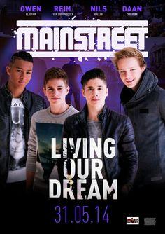 Mainstreet living our dream