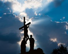The sacrifice of Christ gave everyone hope for a new life #christiancounselingeducation