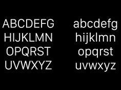 The letters were designed to be optimized for the Apple Watch's small screen. #typography #apple #ux
