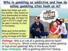 Gambling & Online Gambling Gambling Sites, Online Gambling, Uk Gov, British Values, Peer Pressure, Mega Pack, Online College, Character Education, Social Anxiety