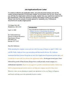Healthcare (Nursing) Sample Cover Letter | Cpl Healthcare ...
