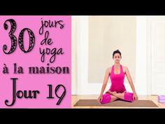 Défi Yoga - Jour 19 - Prânâyâma, on respire profondément! - YouTube