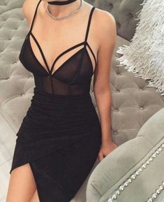 awesome Tolles attraktives Outfit für Girls Night Out Inspiration Sexy Outfits, Sexy Dresses, Fashion Outfits, Womens Fashion, Fashion Trends, Ladies Fashion, Dress Fashion, Fashion Ideas, Fashion Photo