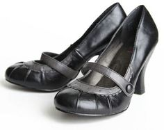 4. Stormont Lane Mary Jane Shoes    Price: $39.99 at shopruche.com  Classic, black and low-key, these shoes really are traditional, charming Mary Janes I've mentioned in my …