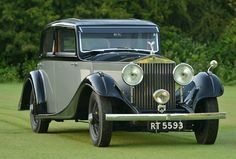 1934 Rolls Royce Phantom II Sports Saloon