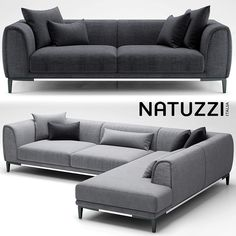 sofa natuzzi trevi Model available on Turbo Squid, the world's leading provider of digital models for visualization, films, television, and games. Sofa Set Designs, L Shaped Sofa Designs, Modern Sofa Designs, Corner Sofa Design, Living Room Sofa Design, Living Room Designs, Sofa Furniture, Furniture Design, Modular Couch