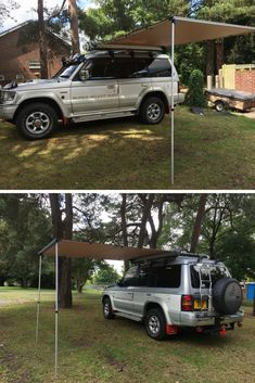 Jason Had This 2m X 25m Awning For His Shogun Pajero At GBP17999 These Are A Great Bit Of Kit And The Sell Really Quick Other Sizes Available