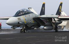 F-14 Tomcat Ready and Willing