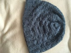 Just finished my hat knitted with Wendy Fleur DK. Just cast on 96 stitches and started. Happy with the result