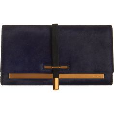 Maiyet Calf Hair Ceres Clutch at Barneys.com