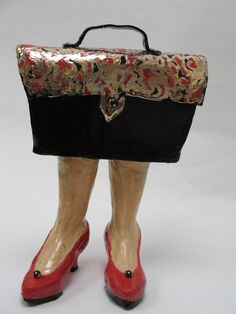 Jeannet Klement - this is not a Prada bag