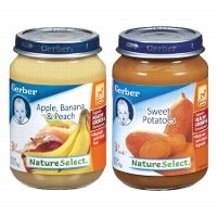 Get $.075 off when you buy any eight Gerber® 3rd Foods® Baby Food. Get the coupon at LOZO.