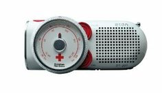 Eton ARCPT200W American Red Cross Rover Self-Powered Weather Radio with Flashlight and USB Cell Phone Charger by Grundig. $24.66. From the Manufacturer                        American Red Cross Rover Self-Powered Weather Radio ARCPT200W A self-powered device that's designed to prepare for the worst of situations The American Red Cross ARCPT200W Rover is the kind of item that will undoubtedly get you out of a tough situation. Being self-powered, simply hand crank t...