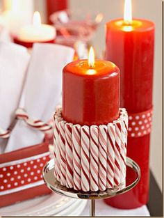 Google Image Result for http://sherimartininteriors.files.wordpress.com/2011/03/wrap-with-double-stick-carpet-tape-and-press-candy-canes-onto-the-tape-around-candle_thumb.jpg%3Fw%3D379%26h%3D504