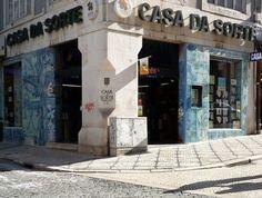 Querubim Lapa   Lisboa   Casa da Sorte   1963 #Azulejo #QuerubimLapa