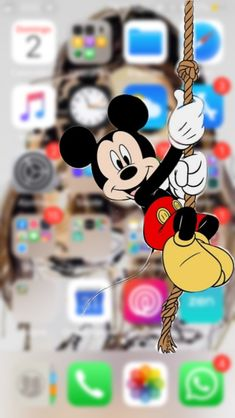 Brick Wallpaper Iphone, Mickey Mouse Wallpaper Iphone, Simpson Wallpaper Iphone, Cartoon Wallpaper Iphone, Cute Disney Wallpaper, Cute Cartoon Wallpapers, Pretty Wallpapers, Aesthetic Iphone Wallpaper, Animal Wallpaper