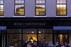 Bird of Smithfield | Ground Floor Bar