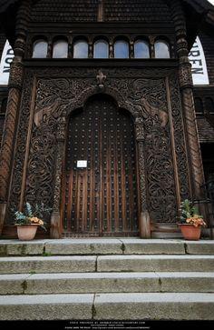 puerta museo estocolmo