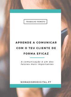 Melhora a comunicação com o teu cliente e torna-te um freelancer de sucesso…