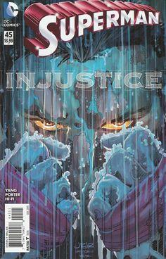 Superman # 45 DC Comics The New 52! Vol 3