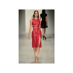 Marios Schwab's figure-hugging, barely-there dresses cause a sensation on the catwalk and on the red carpet. Tamsin Blanchard finds out for herself what all the fuss is about. London Fashion Week Mens, Summer Dresses, Formal Dresses, Catwalk, Red Carpet, Mario, Runway, Spring Summer, Wonder Woman