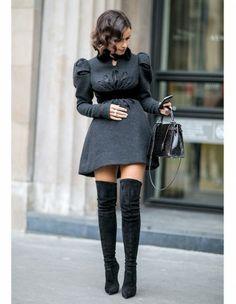 Comment les modeux s'habillent pendant la haute couture ? - Elle