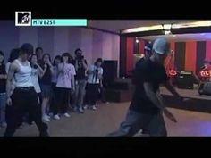 Beast (B2ST) Dance battle