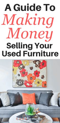 The 21 Best Places To Sell Used Furniture–Online and Locally