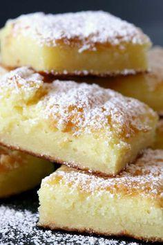 14 Amazing Two-Ingredient Dessert Recipes via @PureWow
