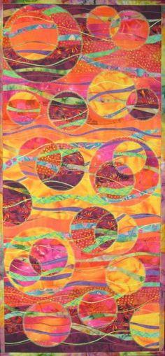 25+ unique Fiber art quilts ideas