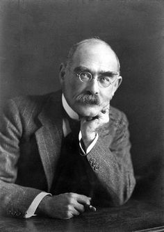 "Joseph Rudyard Kipling (1865-1936) was an English journalist, short-story writer, poet and novelist. In 1907, at the age of 41, he was awarded the Nobel Prize in Literature ""in consideration of the power of observation, originality of imagination, virility of ideas and remarkable talent for narration which characterize the creations of this world-famous author"""