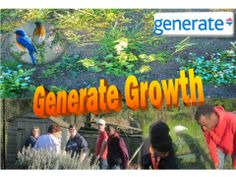 A fantastic FREE programme aimed to inspire Generate's members into the world of gardening by improving our local area.