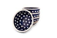 Stars & Stripes 4 Piece Dessert Bowl Set