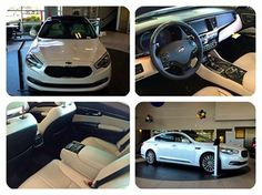 We are excited to announce our first two V8 420hp Kia K900's are now available at Kia of Puyallup!