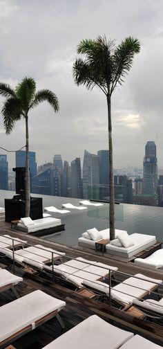 Marina Bay Sands...Singapore