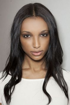Fall 2012 Makeup Trends - Best Makeup Trends for Fall 2012 - Harper's BAZAAR - Smokey Browns - This one from Burberry Runway Fall 2012