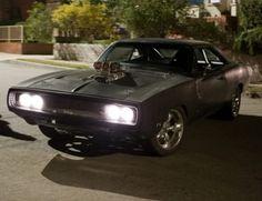 www.wow57.estranky.cz - Fotoalbum - AUTA OD RYCHLE A ZBĚSILE - 1970 Dodge Charger z Dom Toretto