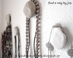 DIY. Knager af sten