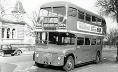 1959 AEC Routemaster bus – RM140 - London Bus Museum