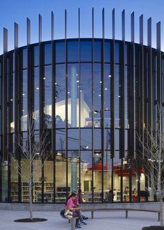 Galería - Biblioteca Chinatown Branch / SOM - 5